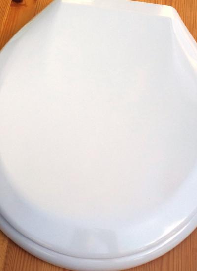 "WC ülőke DUROPLAST Fehér ""Wish"""