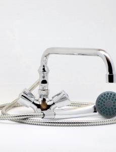Partner álló kád-mosdó (KMT.) csaptelep U300 kpl.